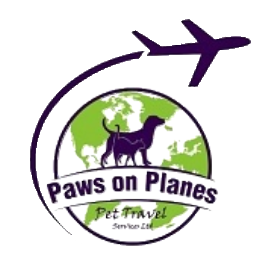 Paws on Planes