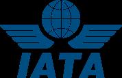 IATA no background