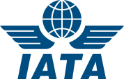 IATA no background